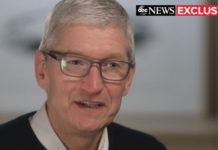 Tim Cook alla ABC parla di Screen Time, tutela dei minori e privacy
