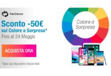 iPhone Ricondizionati scontati di -50€: su TrenDevice torna la promozione sul Colore a Sorpresa