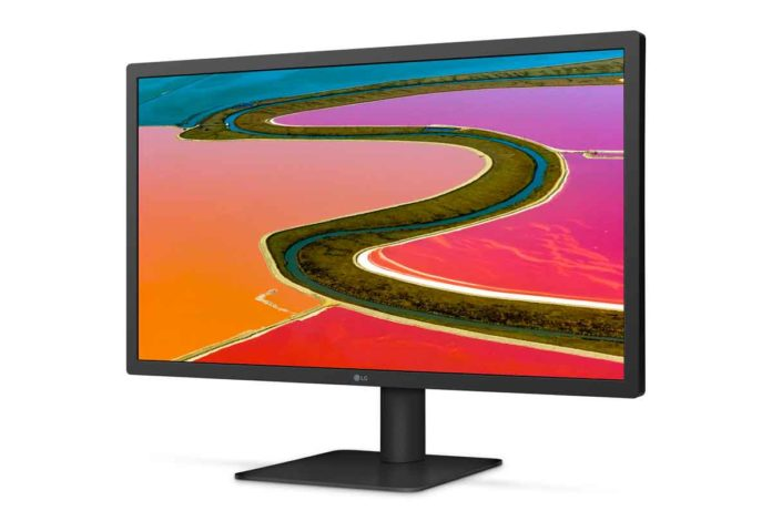 Apple propone un nuovo monitor LG UltraFine 4K da 23,7″