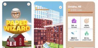 Warren Buffett's Paper Wizard è il primo gioco di Apple dal 2008