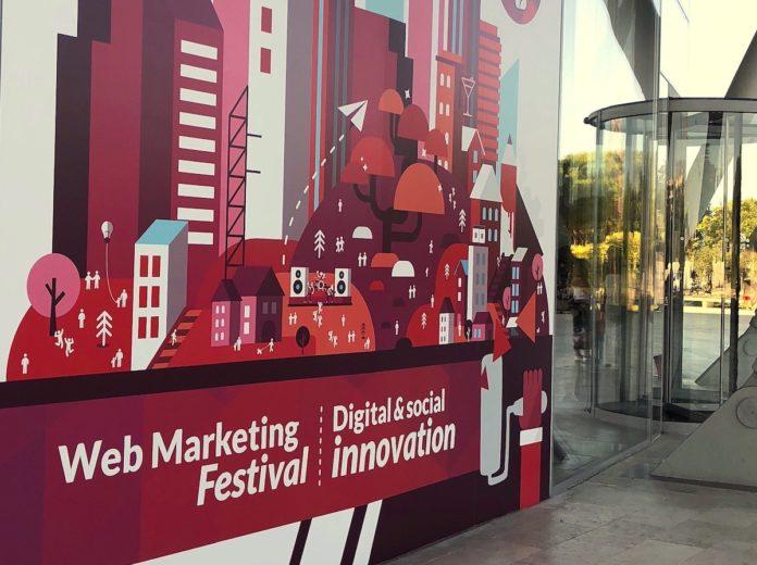 WebMarketing Festival Rimini: per l'edizione di fine Giugno 2019 ultime ore di iscrizione con sconto