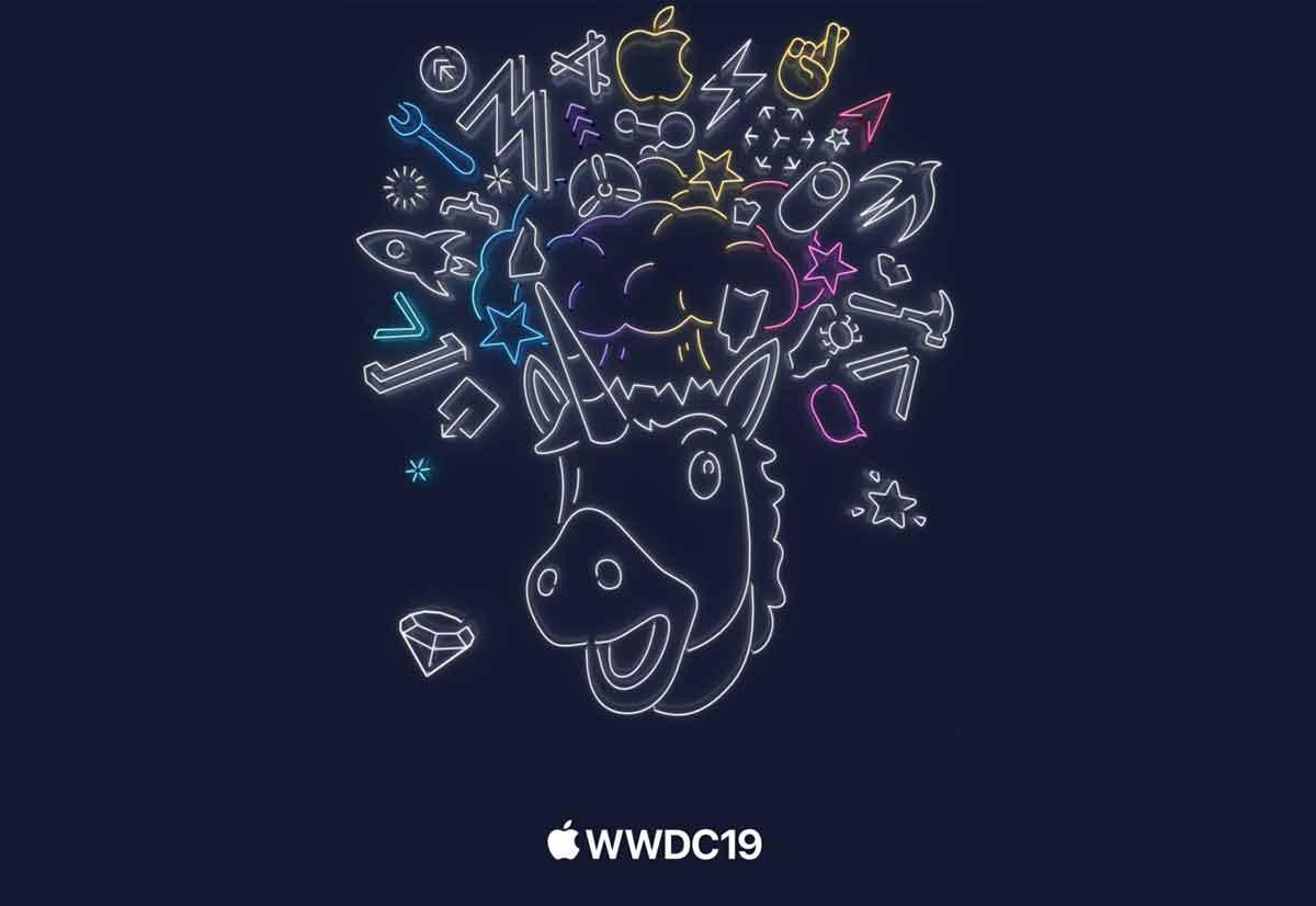 Apple ha diramato gli inviti alla stampa per la WWDC19