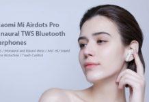 Xiaomi Mi Airdots Pro, cuffie auricolari sfidanti di Apple AirPods a metà del prezzo