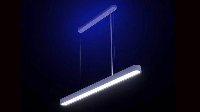 Xiaomi Yeelight Meteorite, lampada smart a sospensione a 294 LED: in offerta lampo