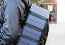 I migliori caricabatterie solari USB per iPhone e Android
