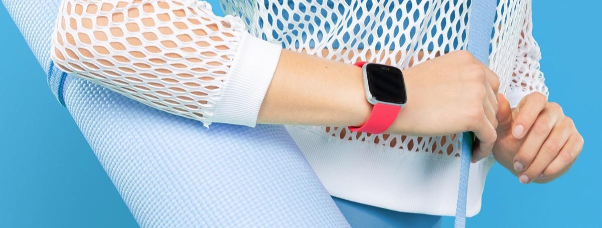 I bracciali che monitorano il sonno potrebbero essere causa di insonnia