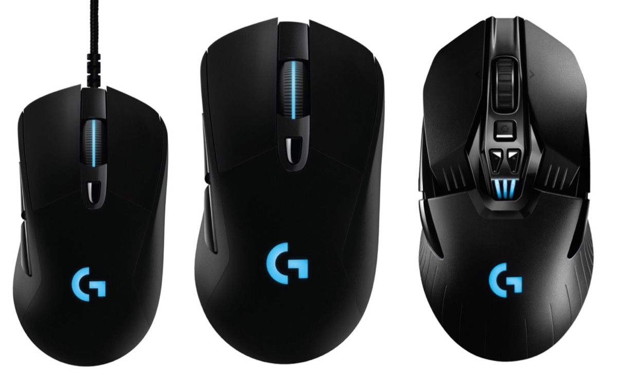 Logitech G, arrivano i mouse con sensore HERO 16K - Macitynet it