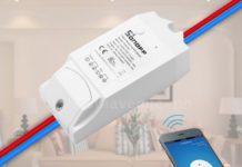 Sonoff, lo switch per rendere Smart tutta la casa a partire da 12,21 euro