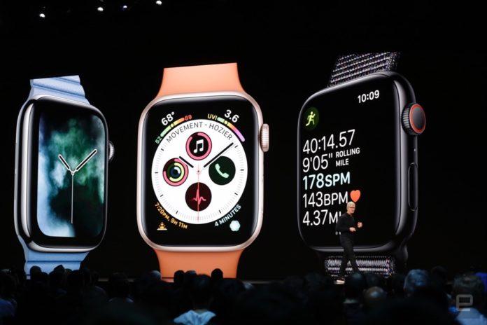 Apple presenta il nuovo watchOS: arriva l'App Store