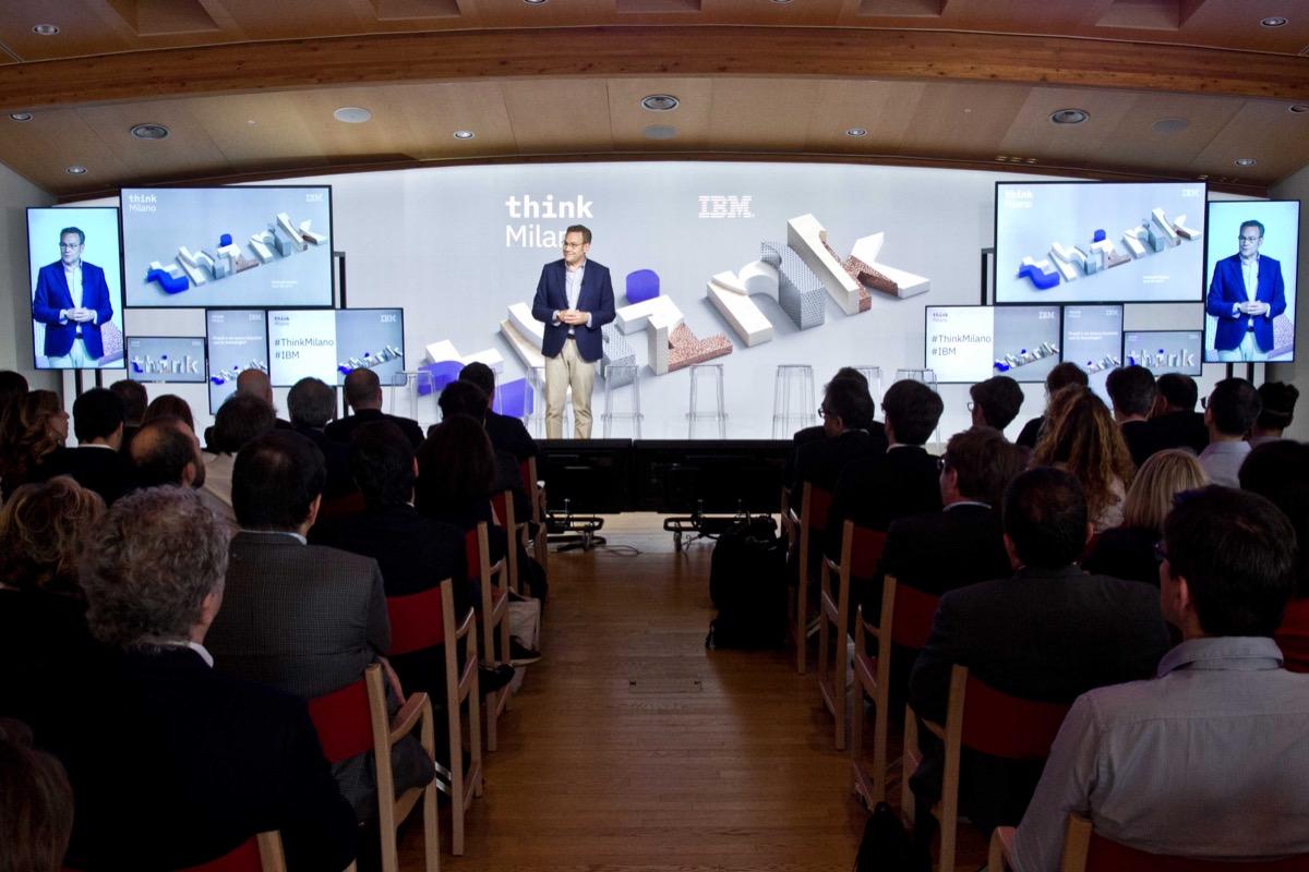 """Con IBM, Milano diventa """"Città della Tecnologia"""" per una settimana"""