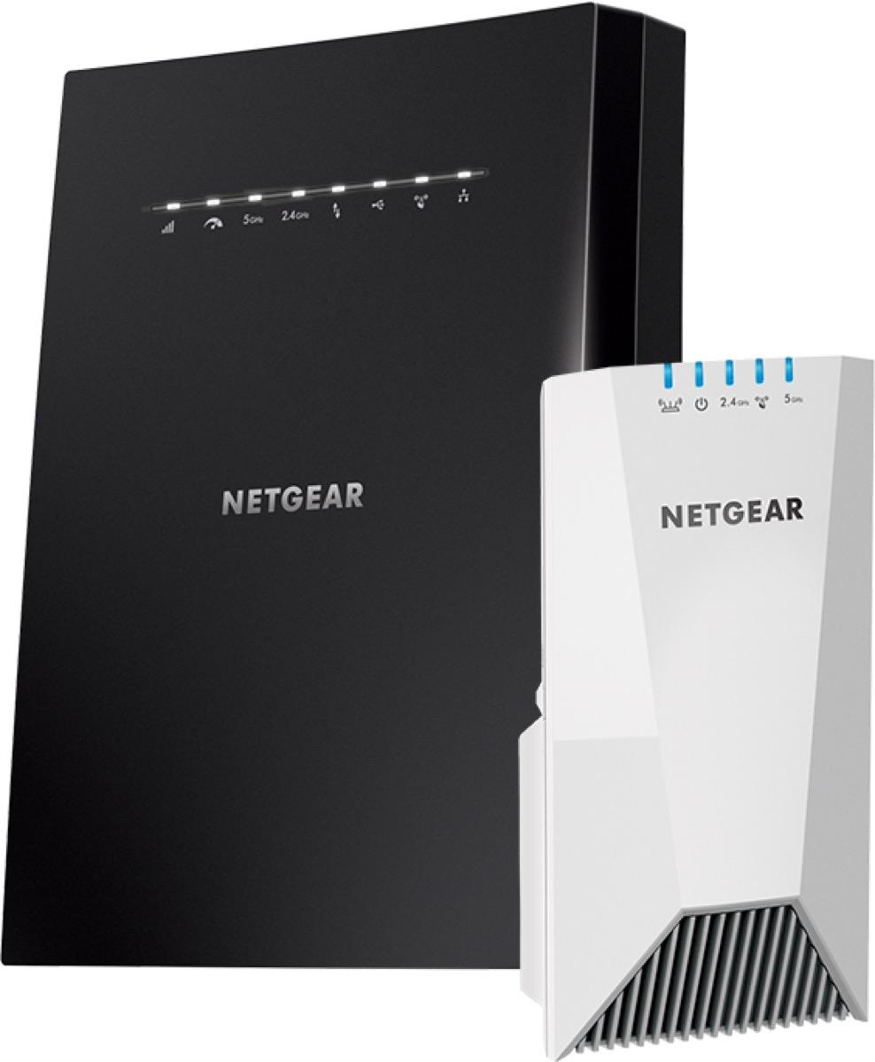 Gli Extender Mesh Netgear sono compatibili con tutti i modem router