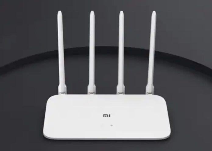 Xiaomi Mi 4A, il router Dual Band con 4 antenne