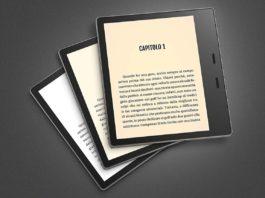 Nuovo Kindle Oasis, ora protegge la vista con la luce ambrata