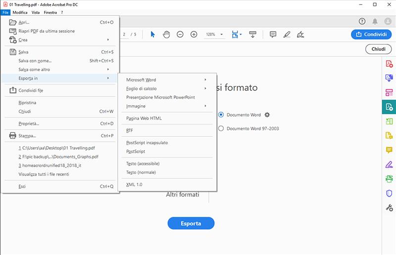 La migliore alternativa esistente ad Adobe Acrobat: PDFelement