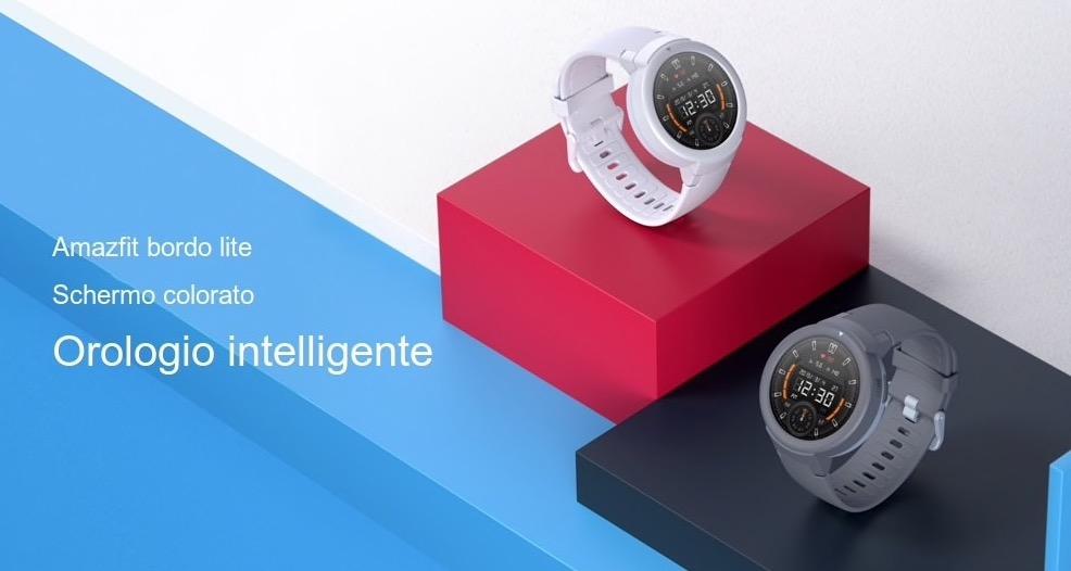 Amazfit Verge Lite, il fitness watch con codice sconto a soli 80 euro