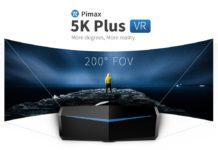 Codice sconto su PIMAX 5K, il visore di realtà virtuale super professionale