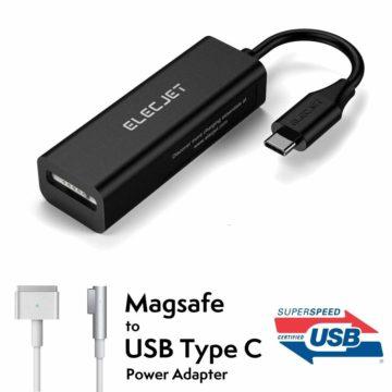 Con l'adattatore AnyWatt USB-C possibile riutilizzare i vecchi alimentatori MagSafe anche con i portatili Mac più recenti
