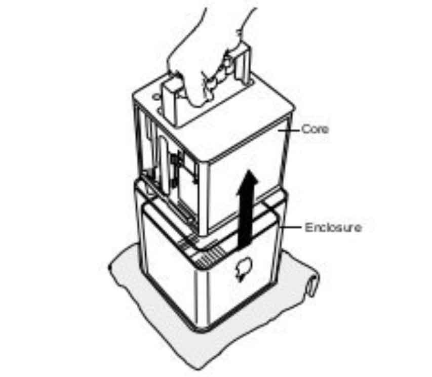 Accesso al PowerMc G4 Cube