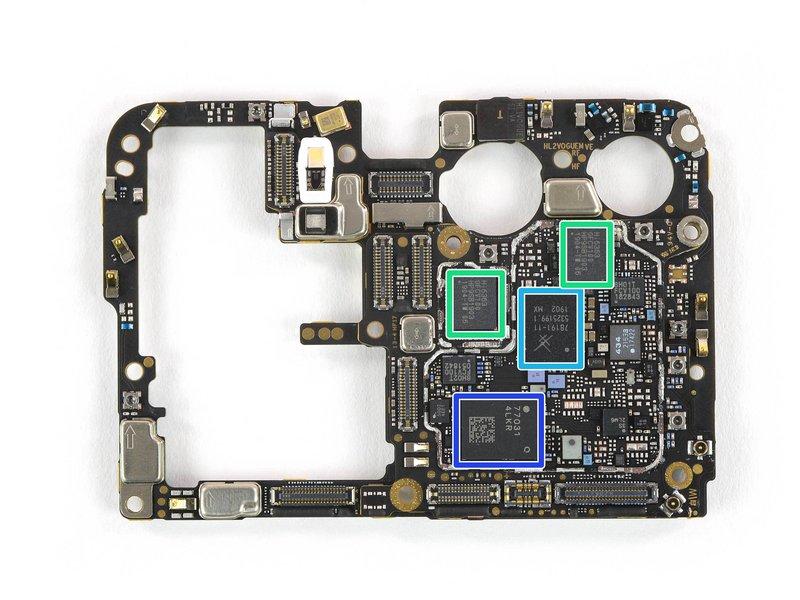 Huawei dipendente da tanti chip e aziende statunitensi per fare da sola con gli smartphone