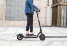 Alfawise M1, lo scooter monopattico elettrico pieghevole per tutti