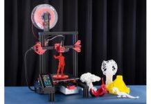 Alfawise U30 Pro, in super offerta la stampante 3D con schermo da 4,3 pollici