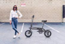 Alfawise X1 le E-Bike Pieghevole in super offerta limitata: solo 380 euro