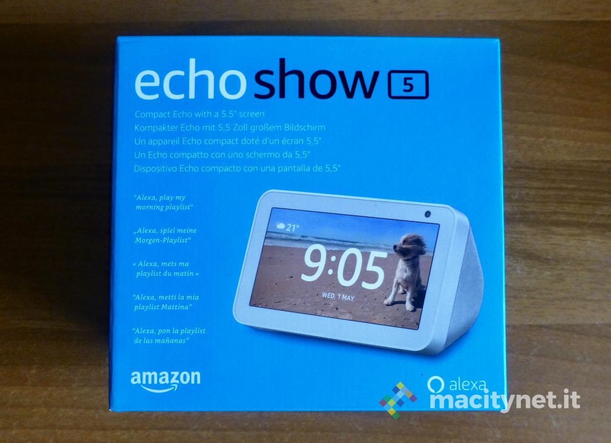amazon echo show 5 30