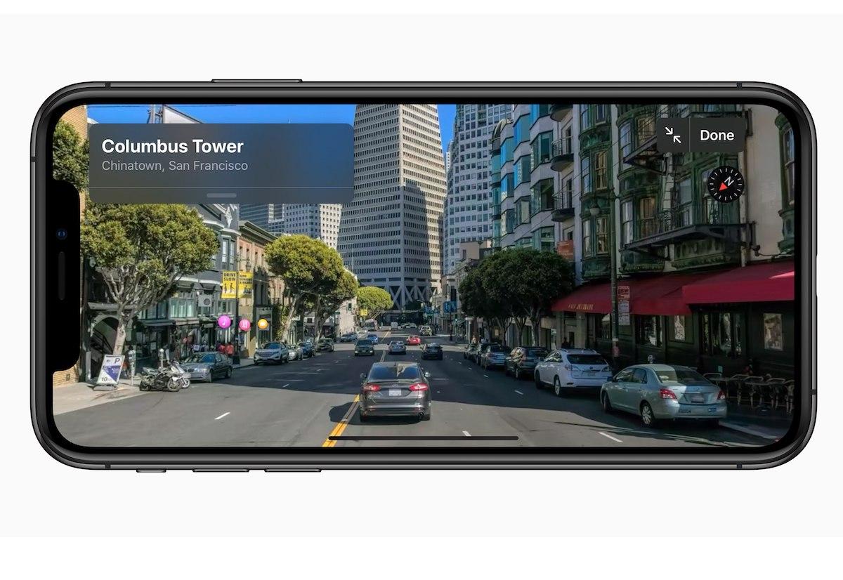 Apple Maps si aggiorna: avrà il suo Street View