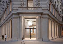 Un nuovo volto per l'Apple Store di Barcellona Passeig de Gràcia