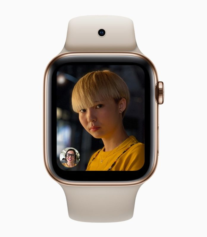 Apple pesa a telecamere sui cinturini Apple Watch