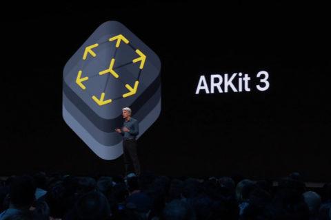 ARKit 3 di Apple, ecco i dispositivi con cui funzionerà