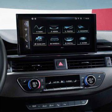 Tutta la tecnologia di Audi A4, nuova generazione digitalmente evoluta