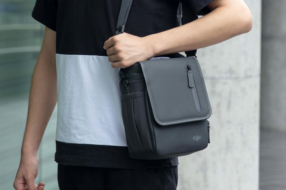 DJI Mavic, ecco la borsa originale a tracolla e impermeabile in super offerta