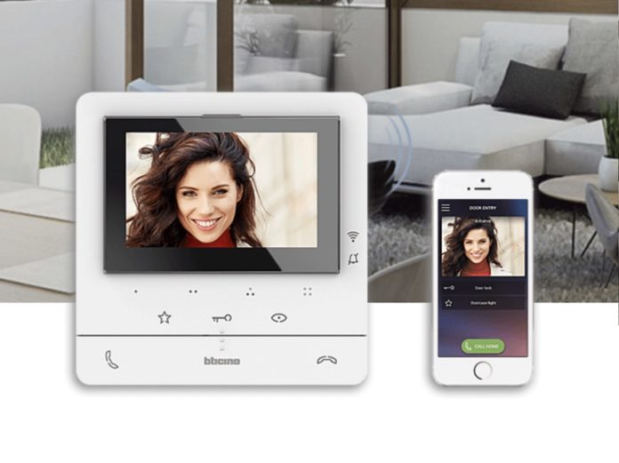 Arriva Classe 100X BTicino: il videocitofono connesso ora è per tutti e si controlla via iPhone e Android