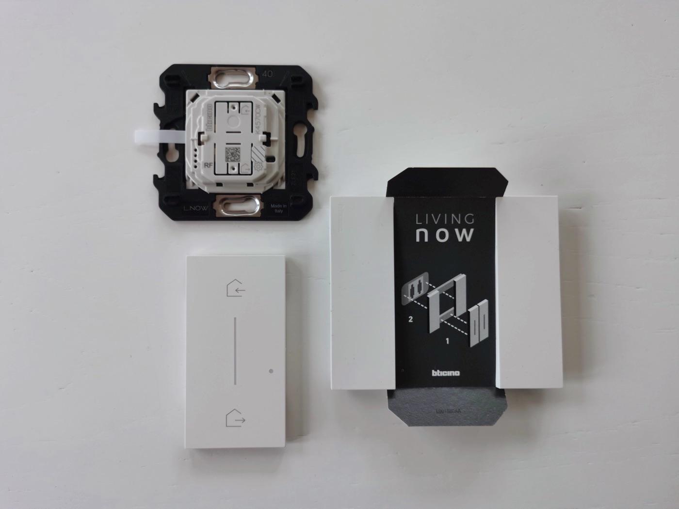 Come funziona la domotica Bticino Living Now e i kit per iniziare con Homekit e Google