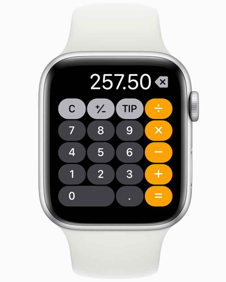 Con watchOS 6 si potranno eliminare direttamente dal polso app di serie installate da Apple