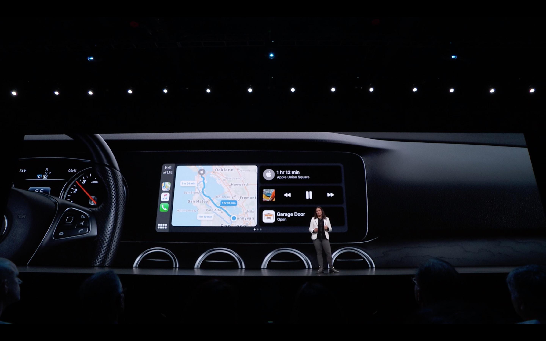WWDC 2019, grande aggiornamento per CarPlay