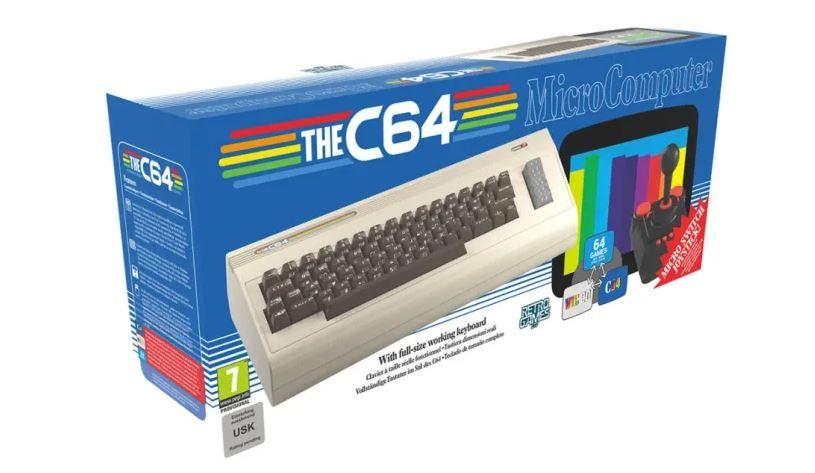 Il Commodore 64 risorge grazie al clone in arrivo quest'anno