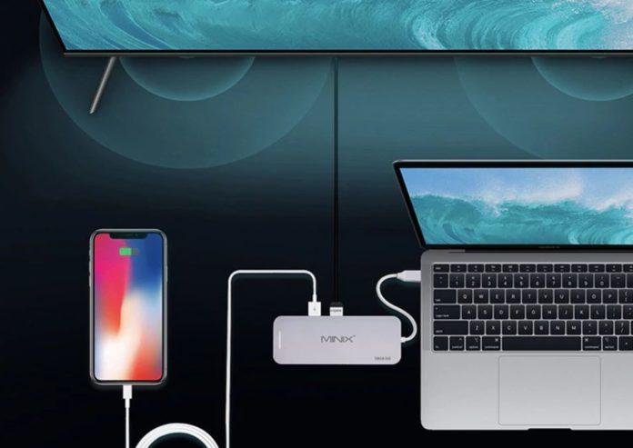 Minix NEO S1 ed S2, il geniale hub USB-C per Macbook con SSD integrato