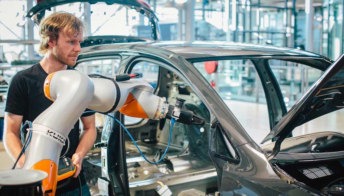Volkswagen apre un centro di sviluppo software a Dresda