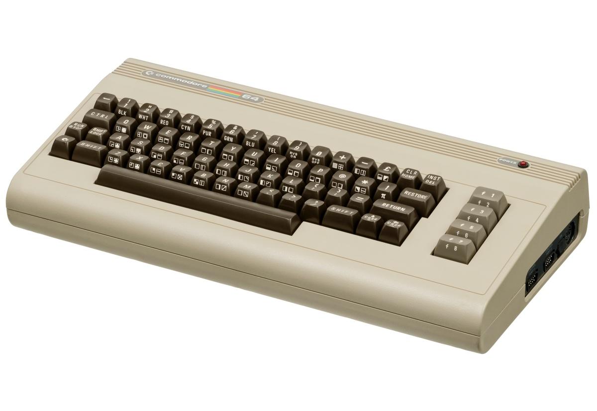 Il  Commodore 64 risorge grazie al clone a grandezza naturale in arrivo quest'anno