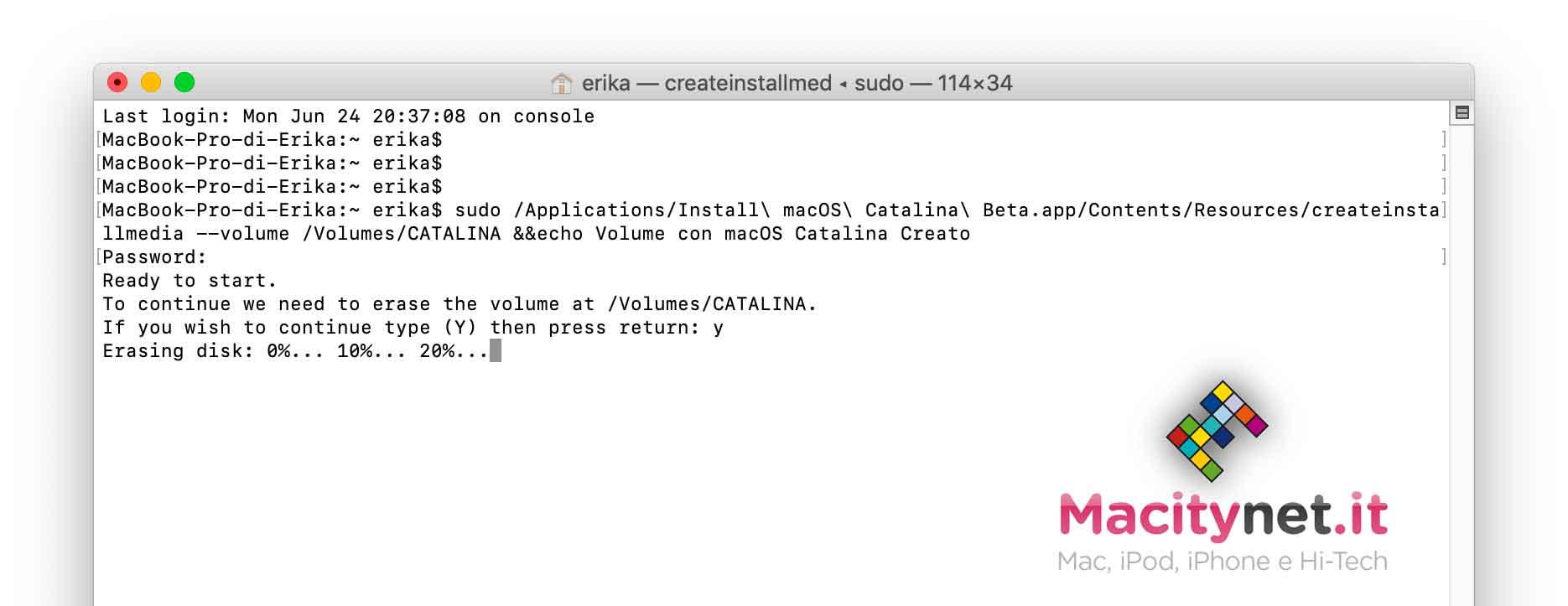 macOS 10.15 Catalina, la Public Beta ora disponibile