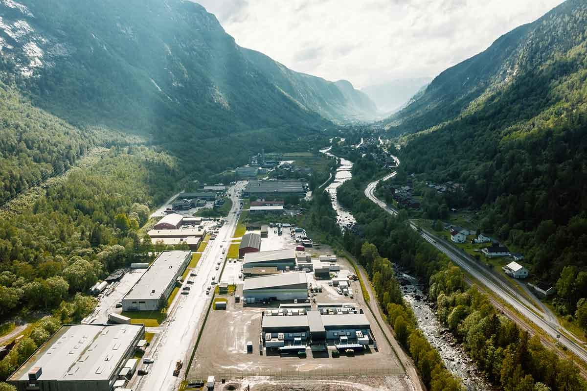 Il Gruppo Volkswagen apre un data center in Norvergia
