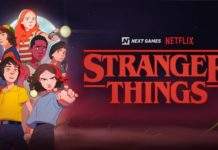 Netflix lavora ad un RPG su Stranger Things per dispositivi mobili