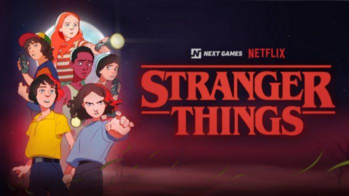 Netflix lavora ad un RPG su Stranger Things per dispositivi mobili