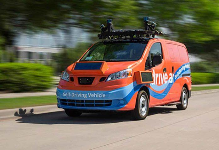 Apple vuole comprare Drive.ai, azienda nota per i suoi van a guida autonoma