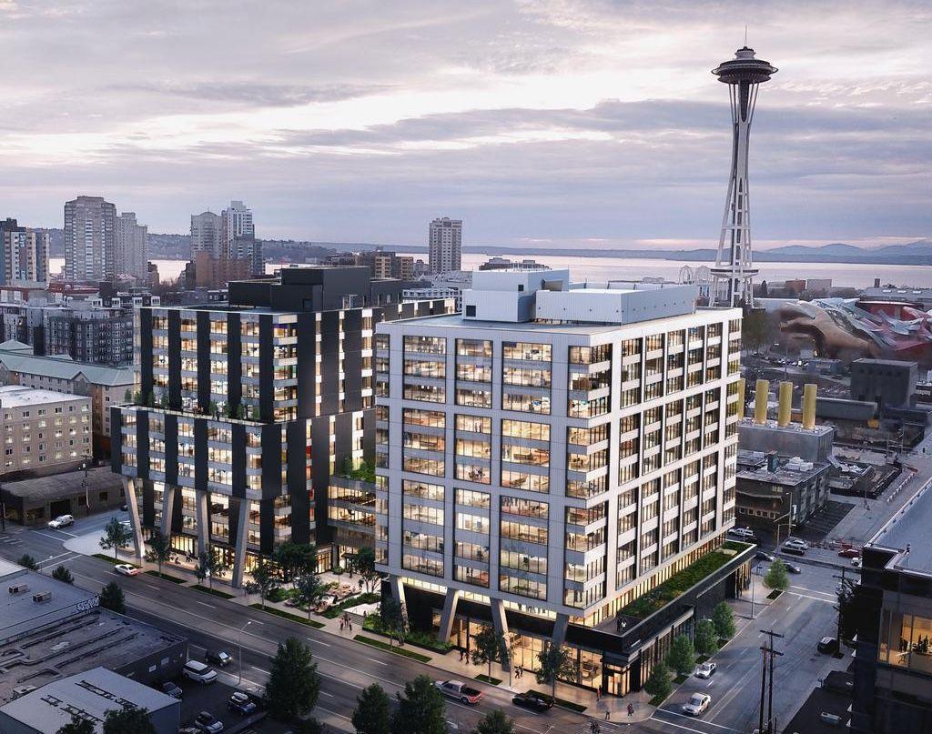 Apple vuole affittare edifici a Seattle per 4000 dipendenti