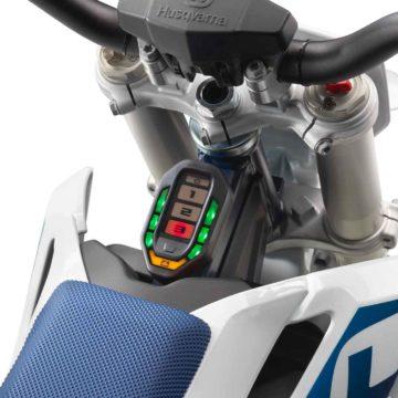 EE 5 è la prima minicross con motore elettrico di Husqvarna