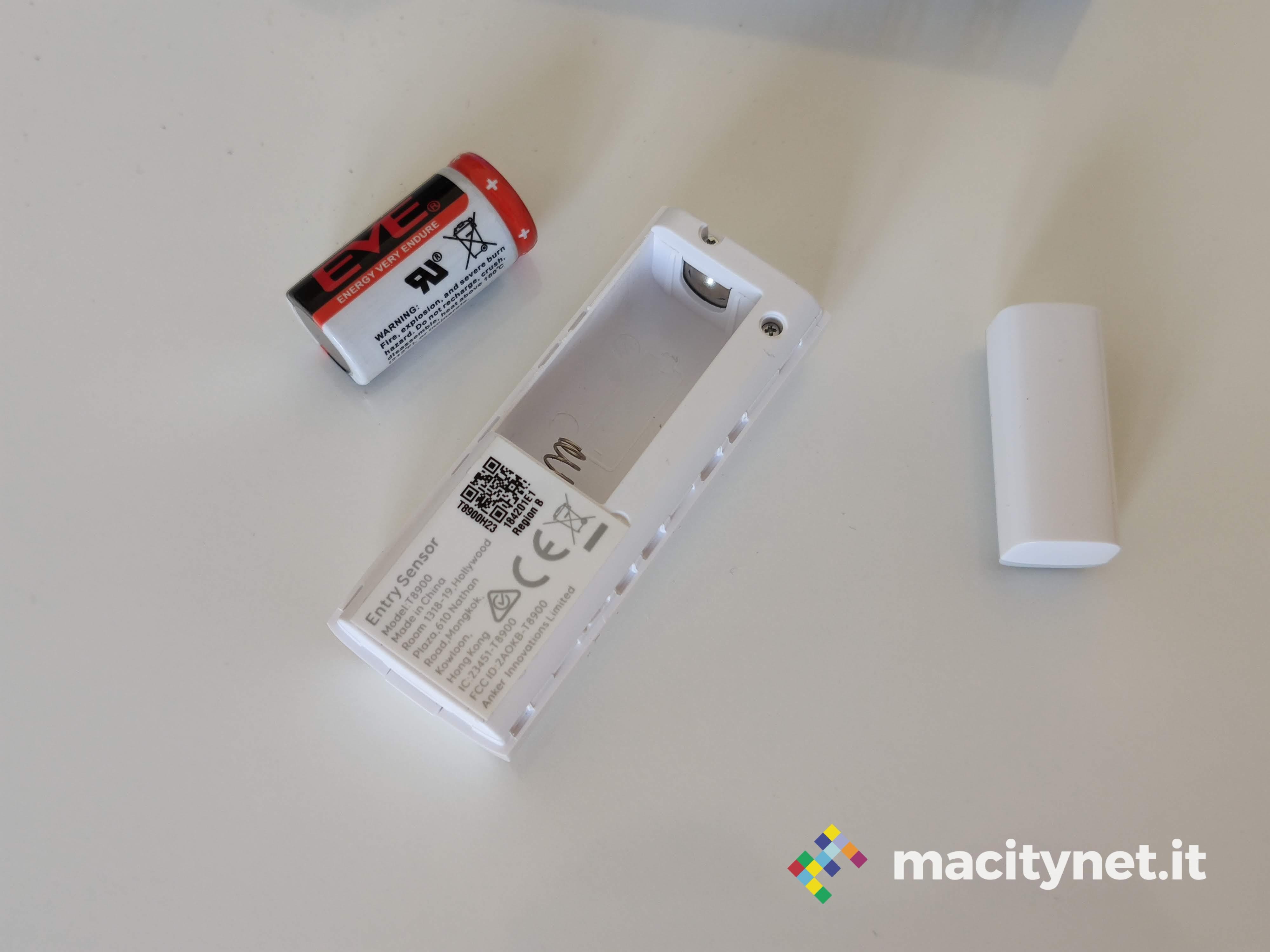 Recensione sensore per porte e finestre Eufy Security, un'arma in più contro i malintenzionati