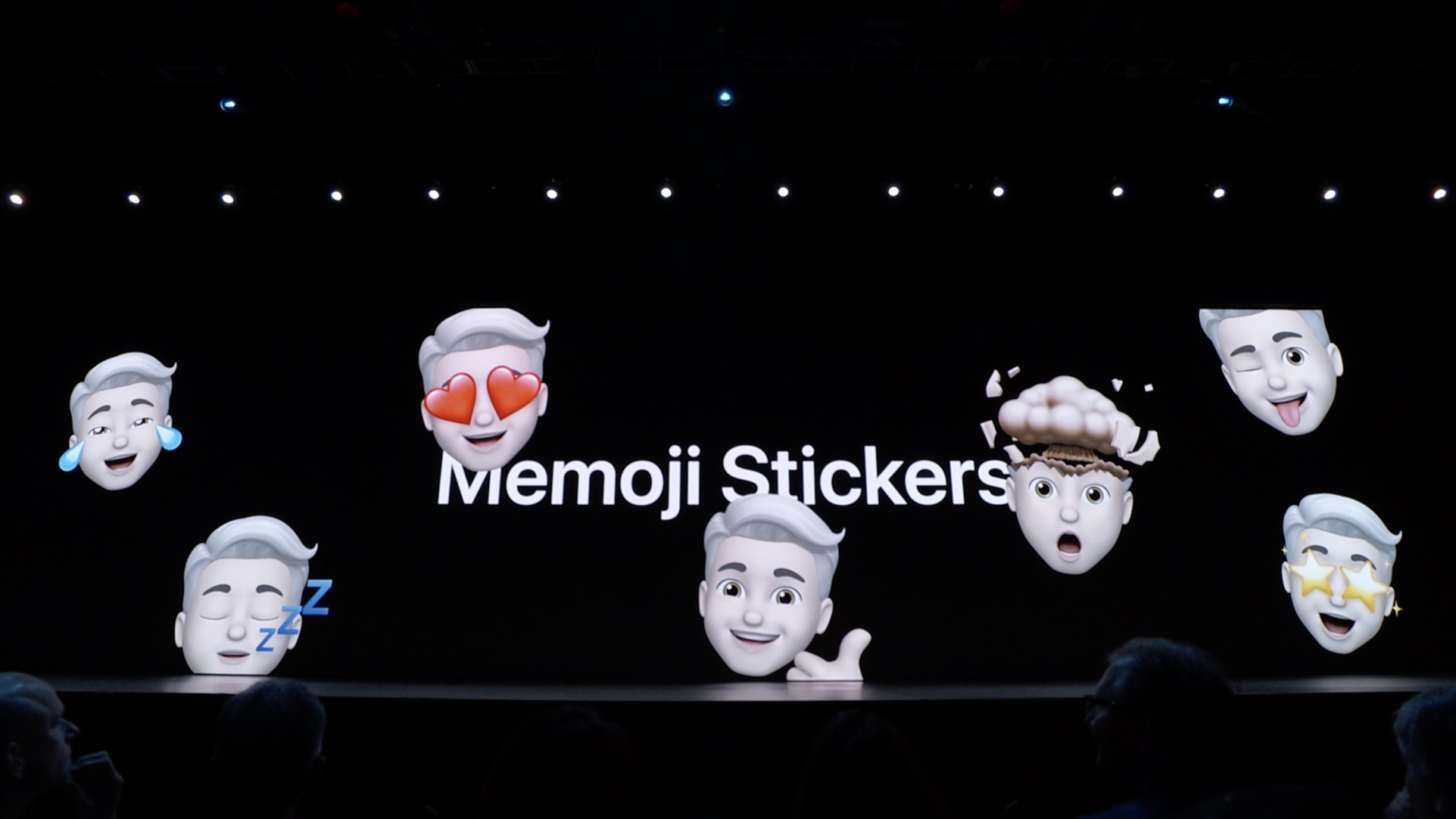 Come funzionano le Memoji su iOS 13